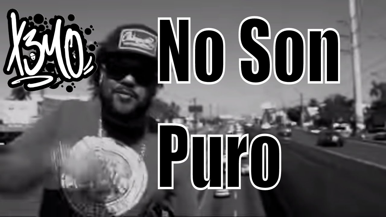 X3mo - No Son Puro (Freestyle 1) (Official Video)