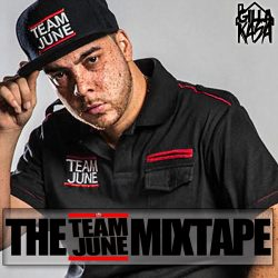 DJ June Presenta Alex Kyza, Sensato, Np Killah, PLF, Chary Ary & Shadow 1 – Tony Montana (Mix)