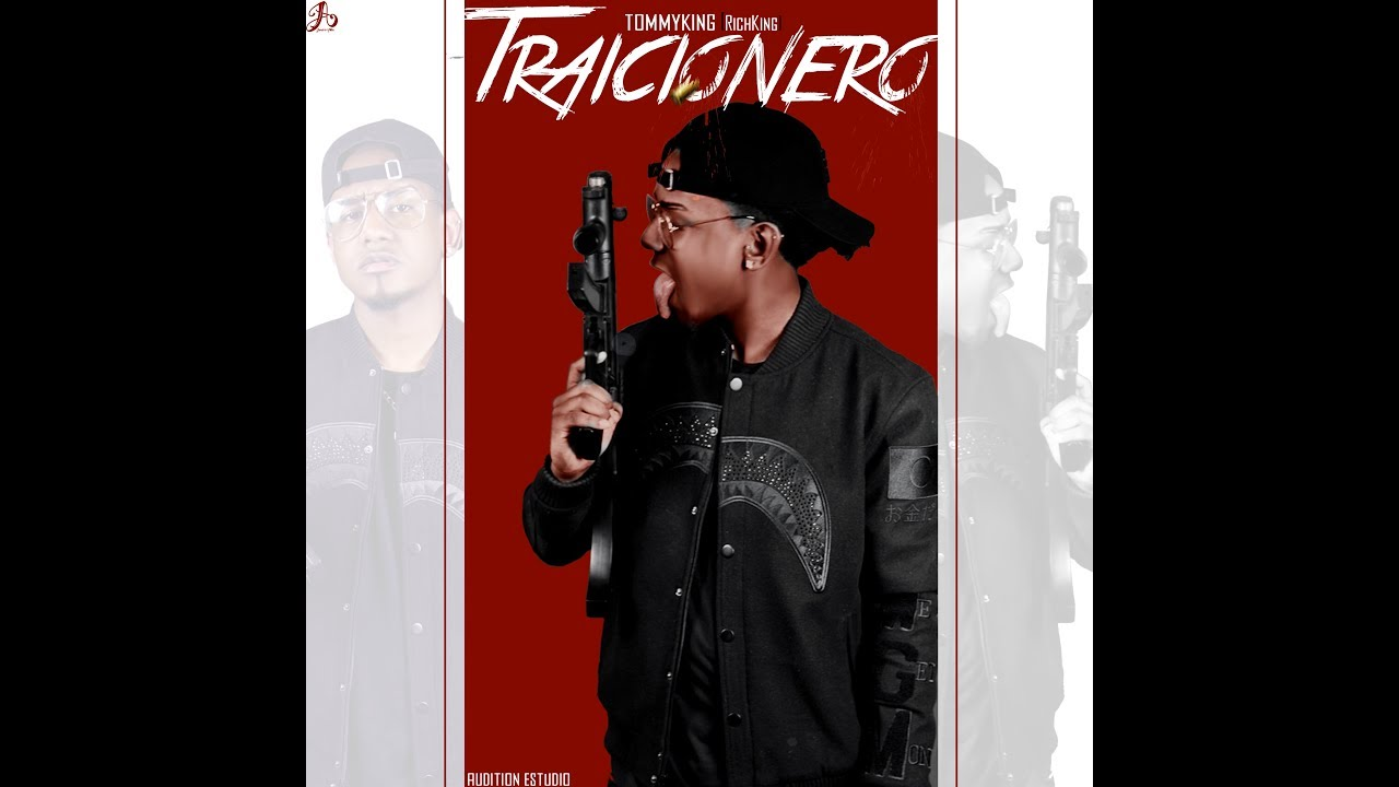 Tommy King – Traicionero (Video Lyrics)