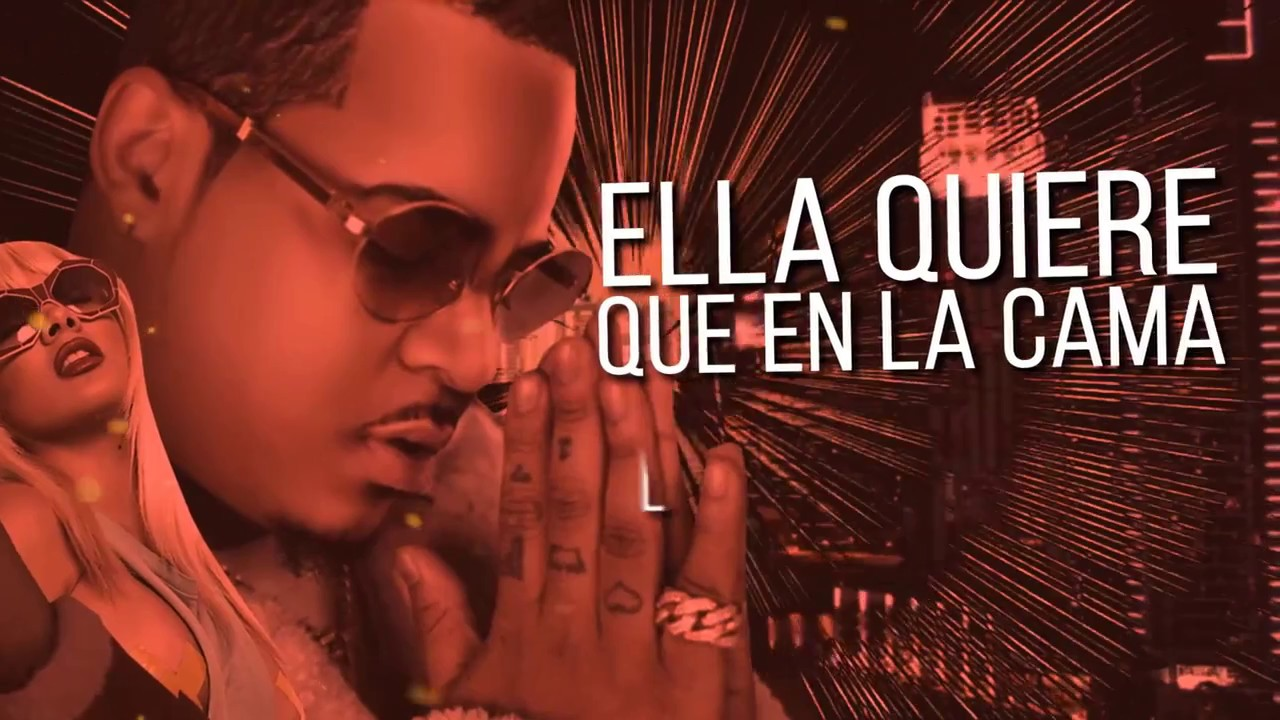 Nano ft Brray & Lito Kirino – Se Supone (Remix) (Video Lyrics)