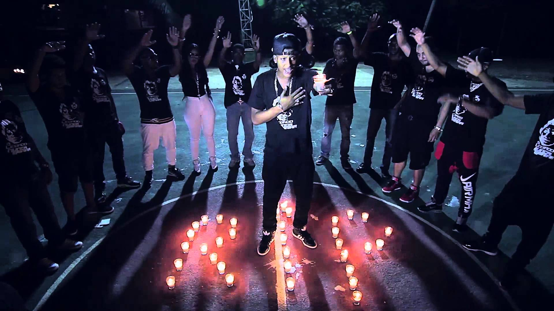 Quimico Ultra Mega – RIP Monkey Black (Video Oficial)