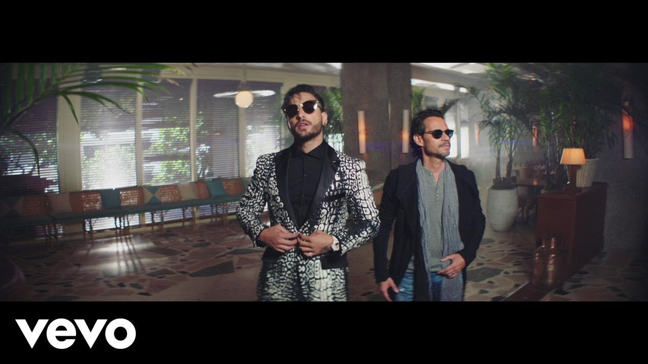 Maluma ft Marc Anthony – Felices Los 4 (Salsa Version) (Video Oficial)