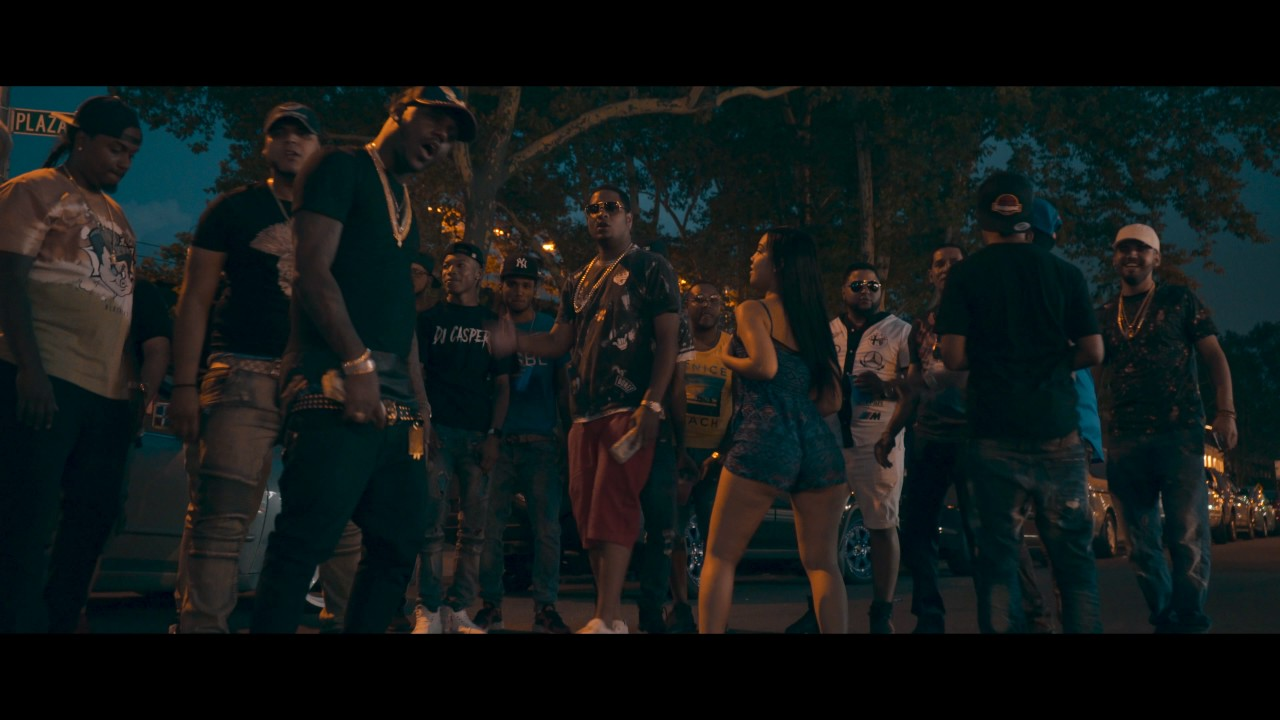 Relampago La Amenaza ft Ceky Viciny – Lambe Droga (Video Oficial)