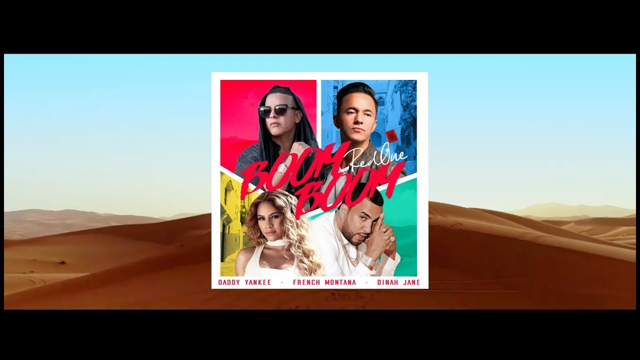 Daddy Yankee ft RedOne, French Montana y Dinah Jane - Boom Boom (Official Video)
