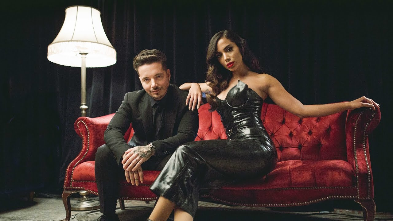 Anitta y J Balvin - Downtown (Video Oficial)