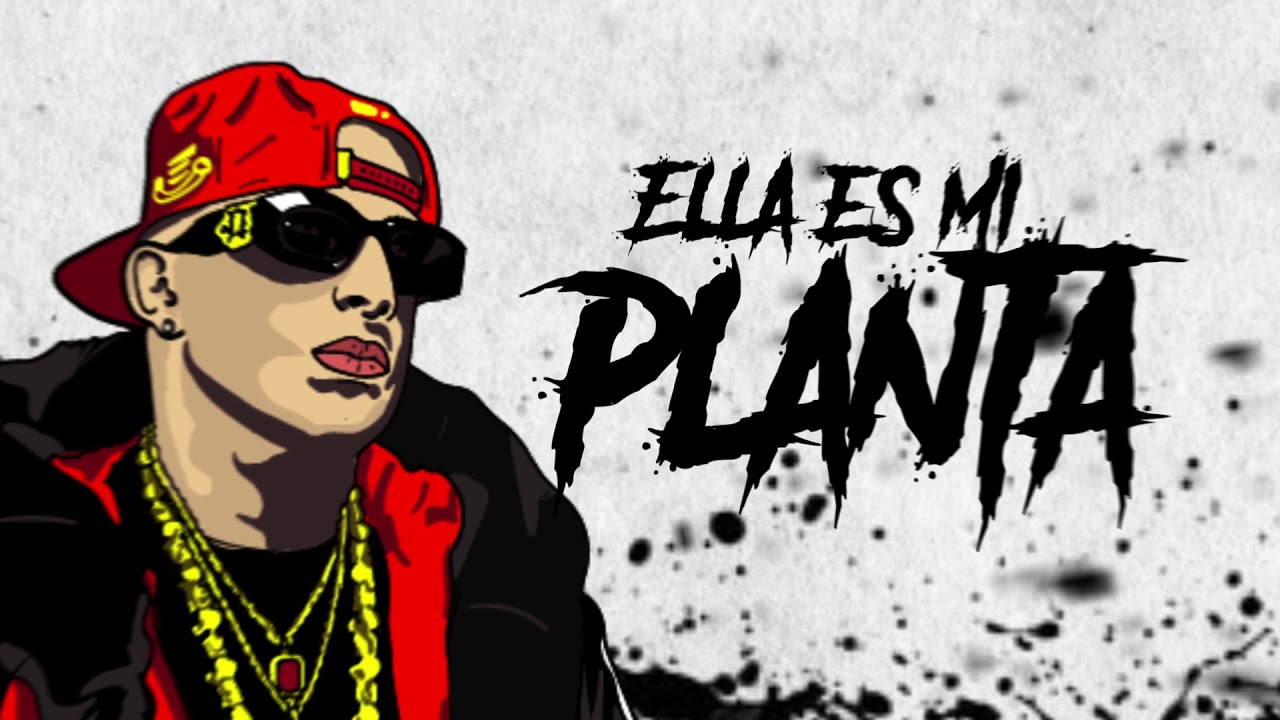 El Yman ft Ñengo Flow - Mi Planta (Video Lyrics)