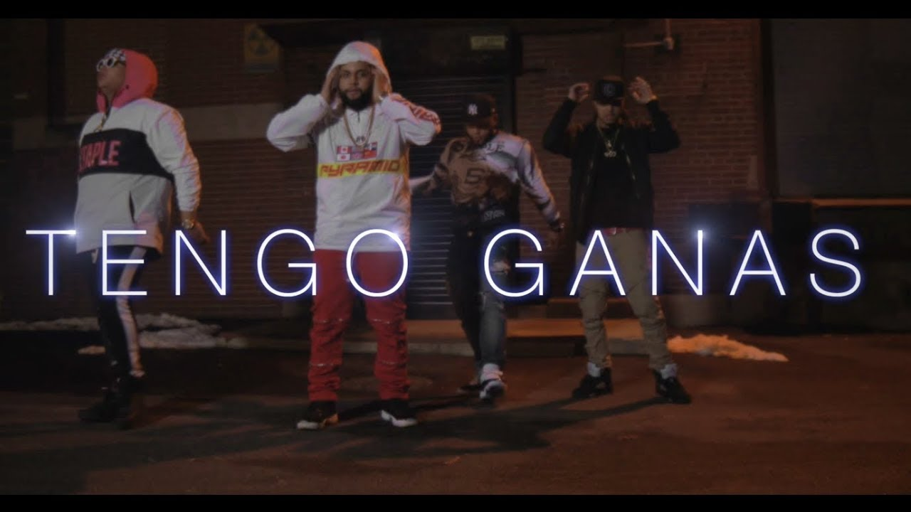 Richie Fame ft Ronny Junior, Chris Green & Favo – Tengo Ganas (Video Oficial)