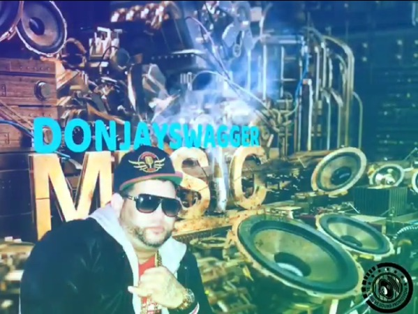 Don Jay Swagger - Hablame (Preview Oficial)