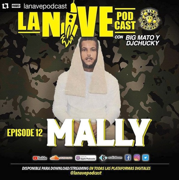 La Nave Podcast Ep. 13 – Mally