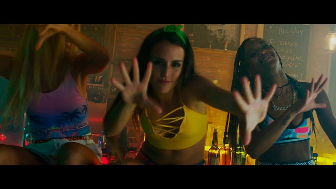 Alcover ft Jhoni The Voice & Joell - Bomba (Video Oficial)