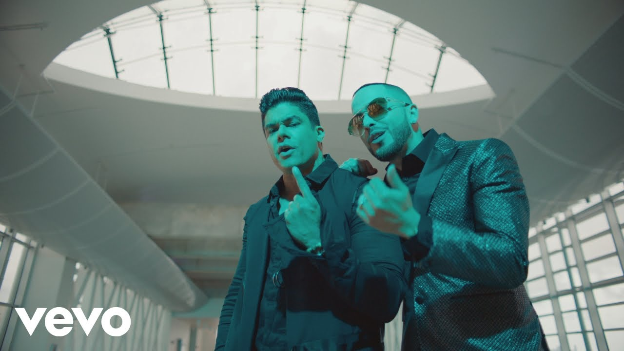 Jerry Rivera ft Yandel - Mira (Official Video)
