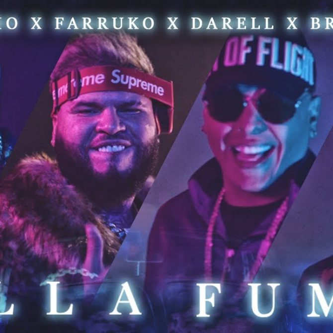 Chencho ft Farruko, Darell Y Brytiago – Ella Fuma (Official Video)