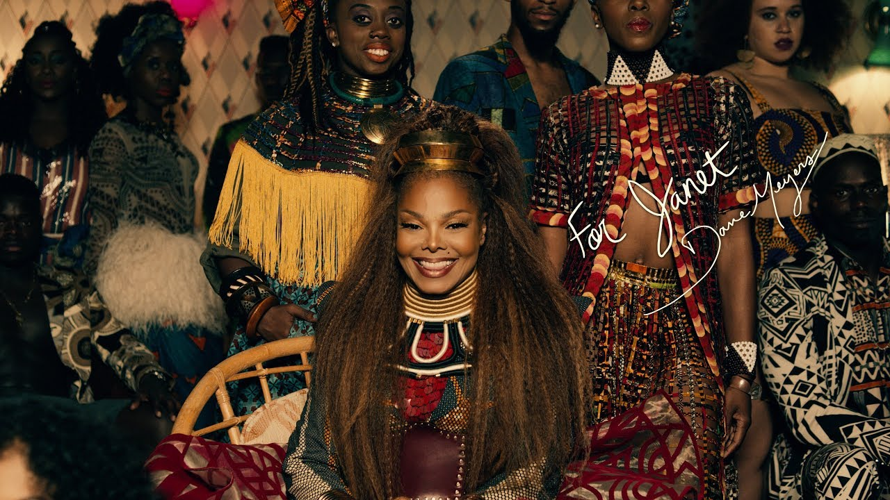 Janet Jackson ft Daddy Yankee - Made For Now (Official Video)
