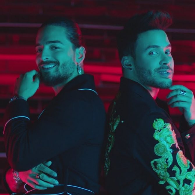 Prince Royce ft Maluma – El Clavo Remix (Official Video)