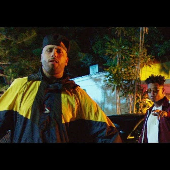 Fuego ft Nicky Jam – Good Vibes (Official Video)