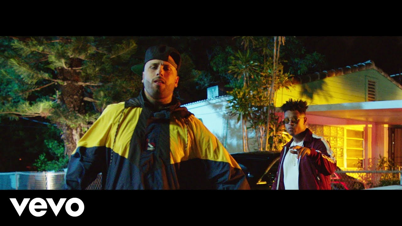 Fuego ft Nicky Jam - Good Vibes (Official Video)