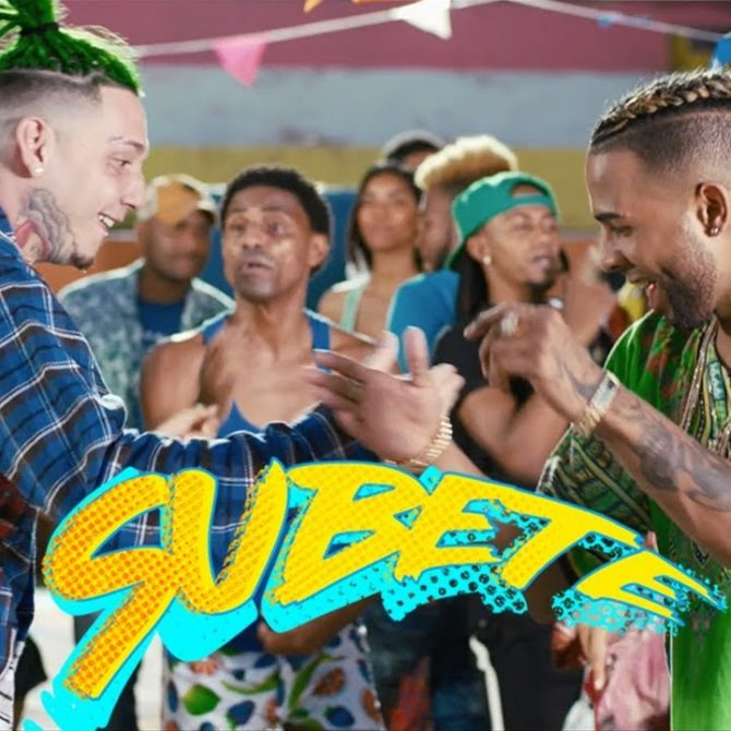Lary Over & Lirico En la Casa – Subete (Official Video)