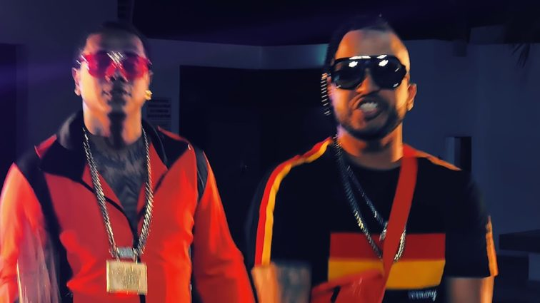Shelow Shaq ft Joseph El Proverbio - Dame Banda (Video Oficial)