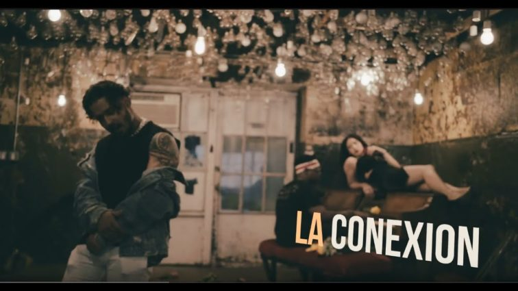 Uno A ft Mr Nite - La Conexion (Official Video)