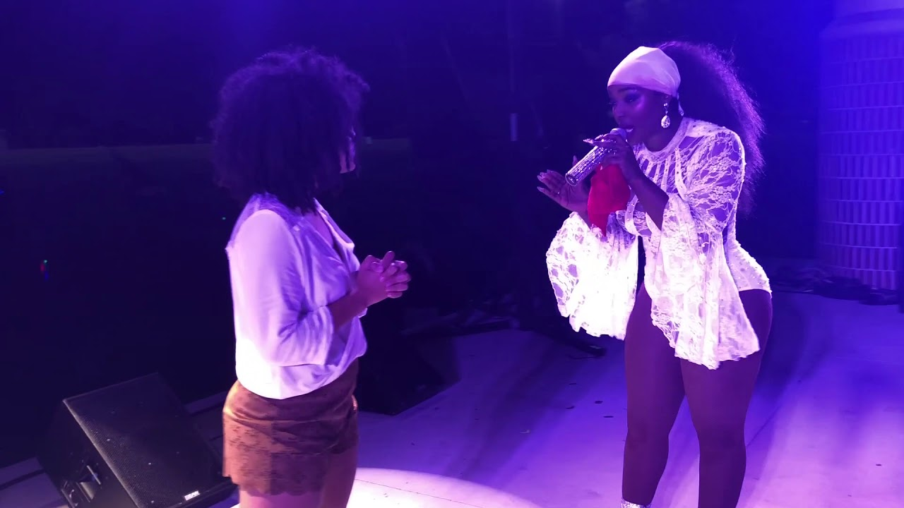 Presentacion De Amara La Negra @ The University of Florida