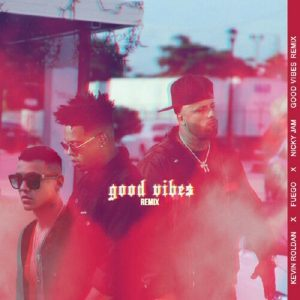 Fuego ft Nicky Jam Y Kevin Roldan – Good Vibes (Remix)
