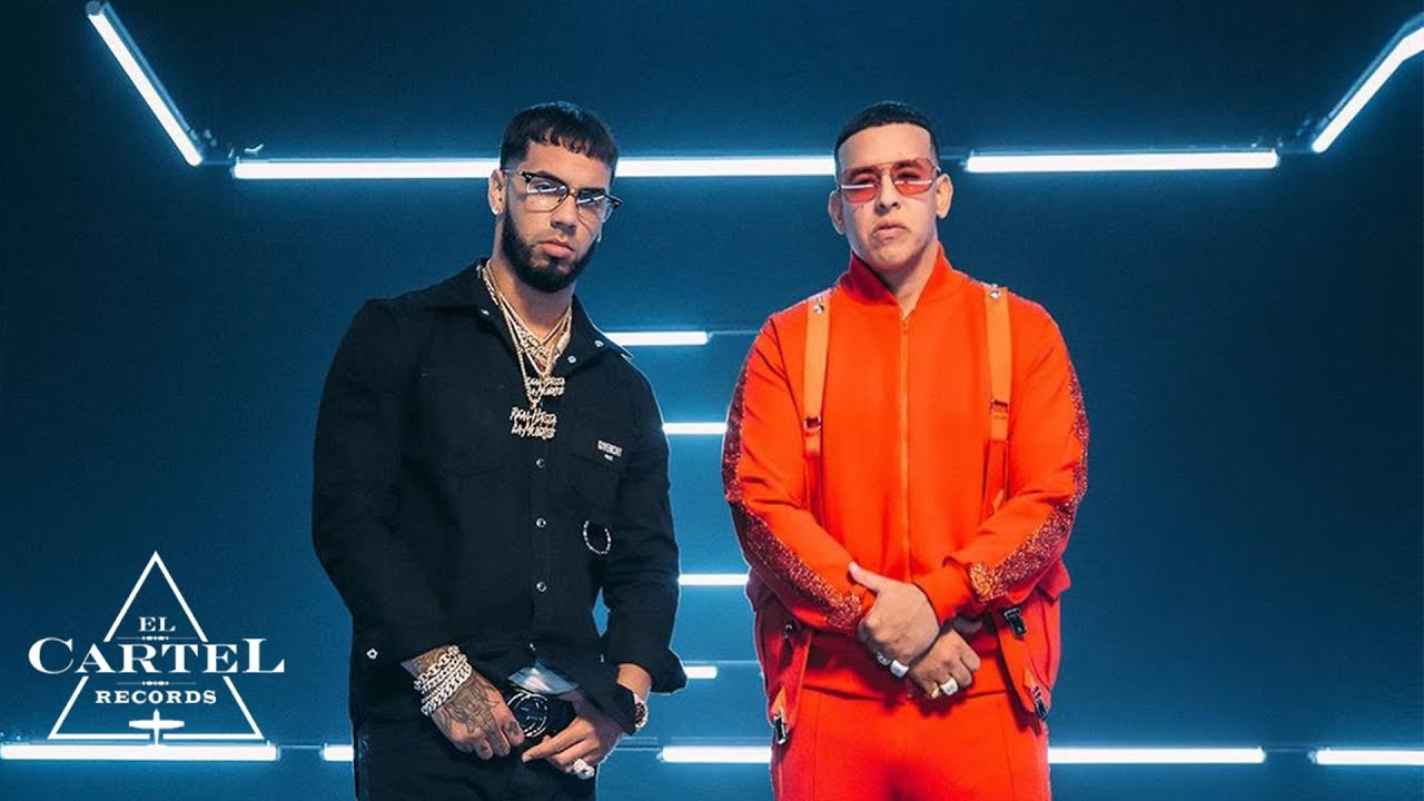 Daddy Yankee ft Anuel AA - Adictiva (Video Oficial)