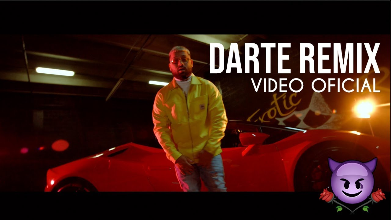 Alex Rose ft Myke Towers, Ñengo Flow, Noriel, Bryant Myers, Casper Mágico Y Más - Darte (Remix) (Official Video)