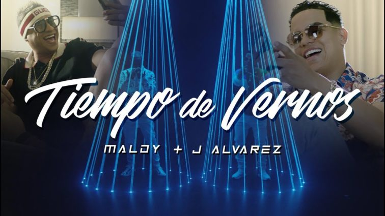 Maldy ft J Alvarez - Tiempo De Vernos (Official Video)