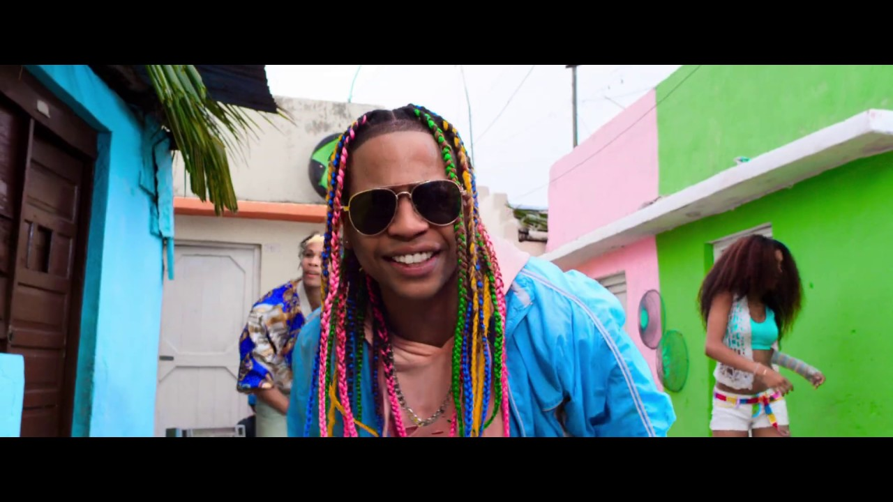 Don Forty Five - Ese Culo (Official Video)