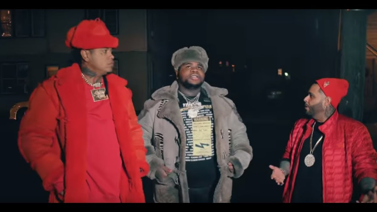 Shelow Shaq ft Fatboy Sse – Sandy Freestyle (Video Oficial)