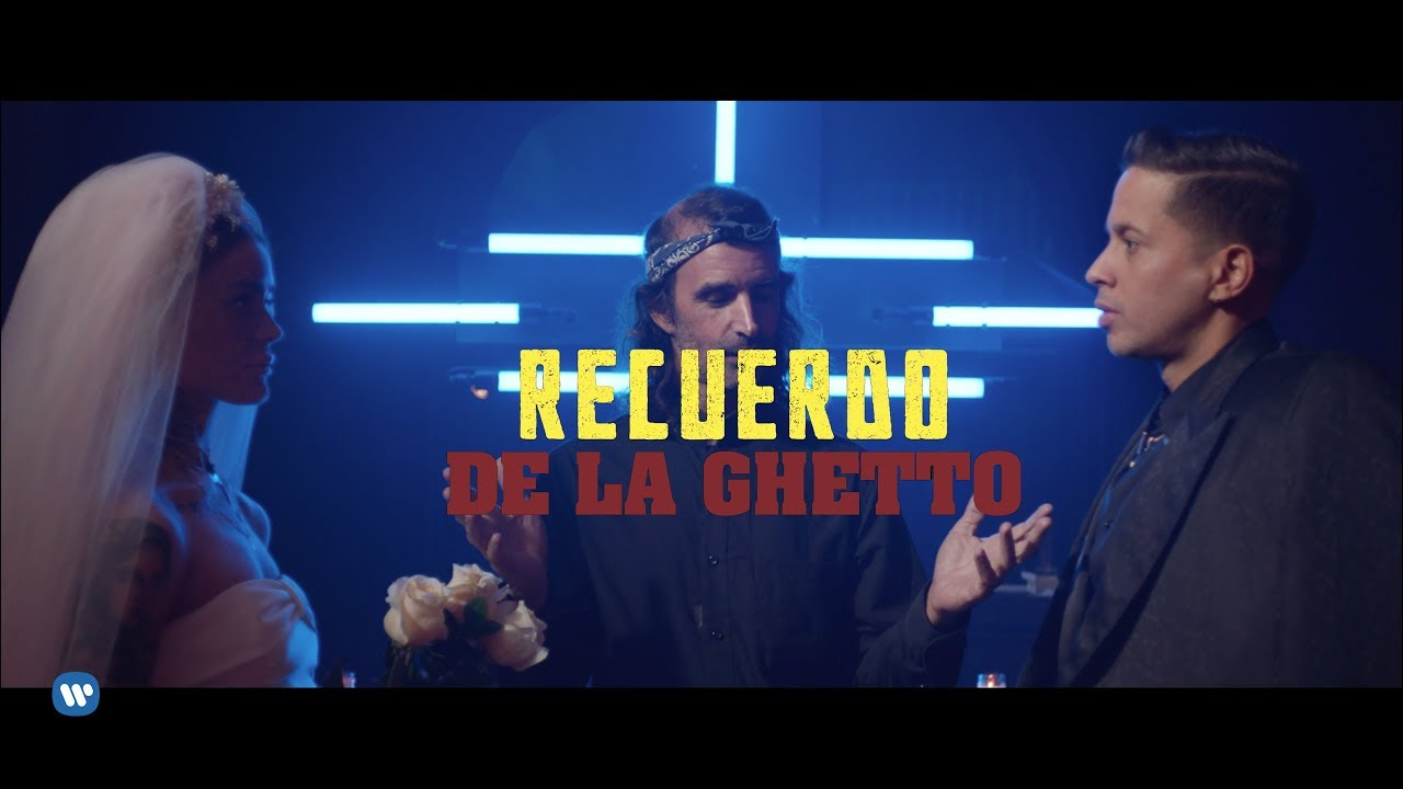 De La Ghetto - Recuerdo (Official Video)