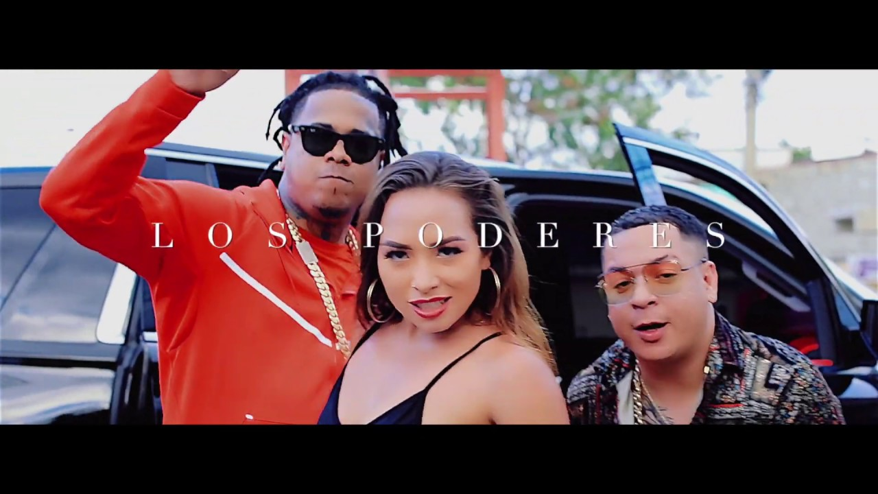 El Chuape ft Shelow Shaq - Los Poderes (Video Oficial)