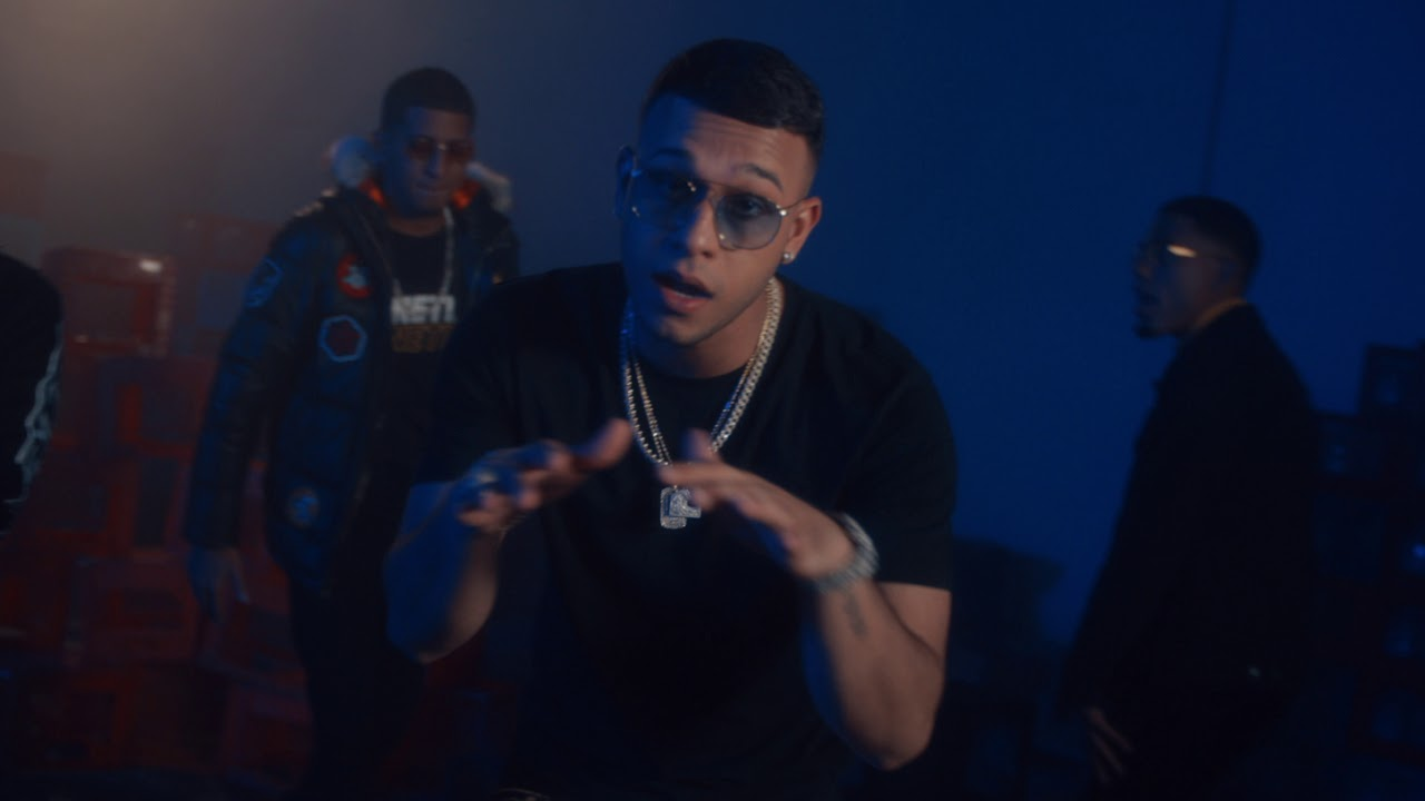 Pusho ft Myke Towers, Alex Rose y Lyanno - No Aguanto (Video Oficial)