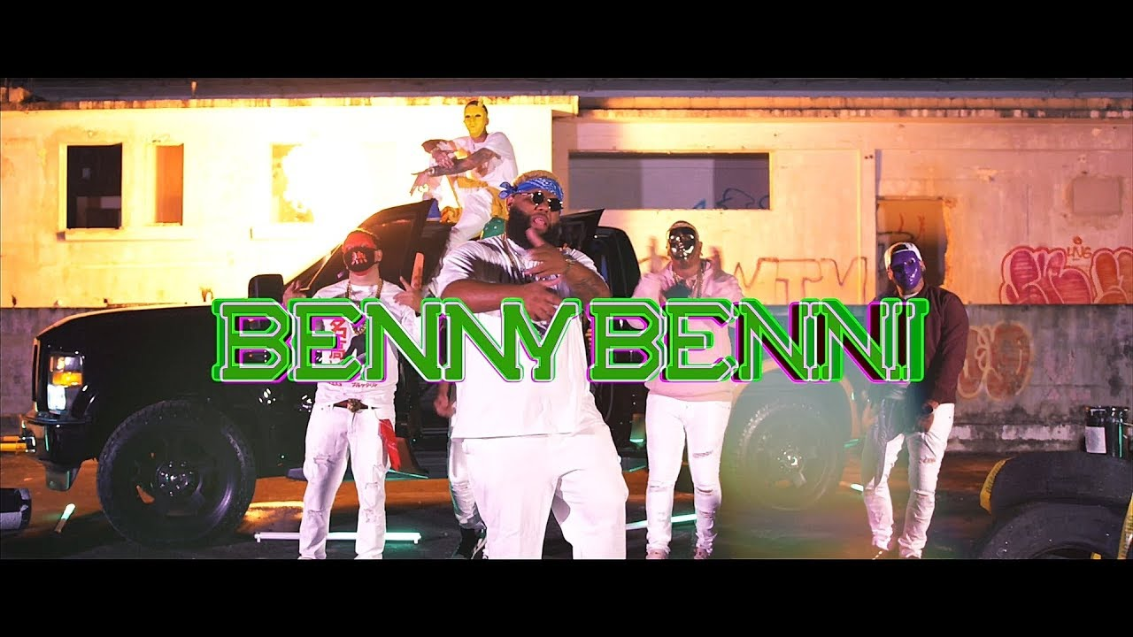 Benny Benni ft Pacho, Ninjiizu, Pouliryc, Joy Almanik y Baby Johnny – Se Caen (Official Video)