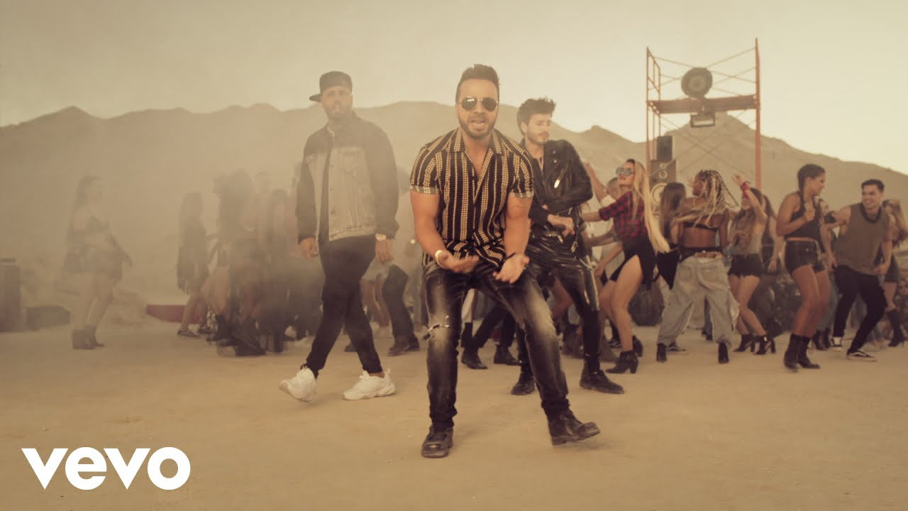 Luis Fonsi ft Sebastian Yatra, Nicky Jam - Date La Vuelta (Official Video)
