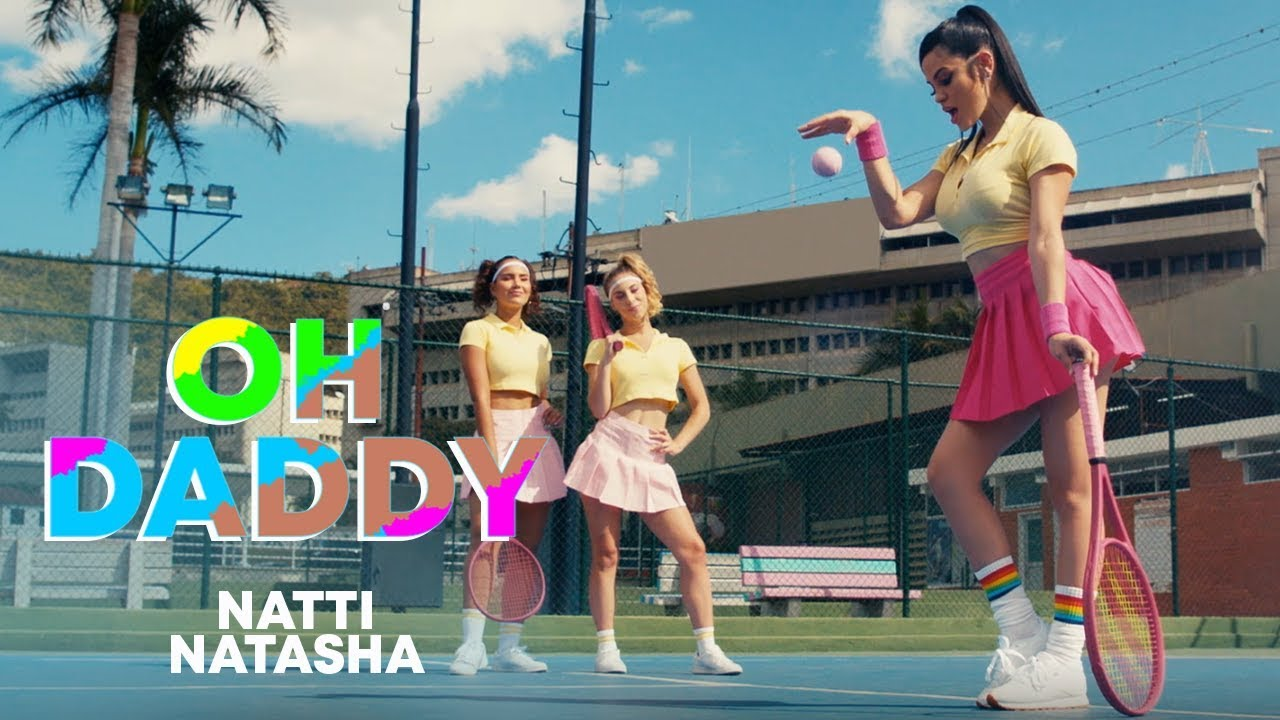 Natti Natasha - Oh Daddy (Official Video)