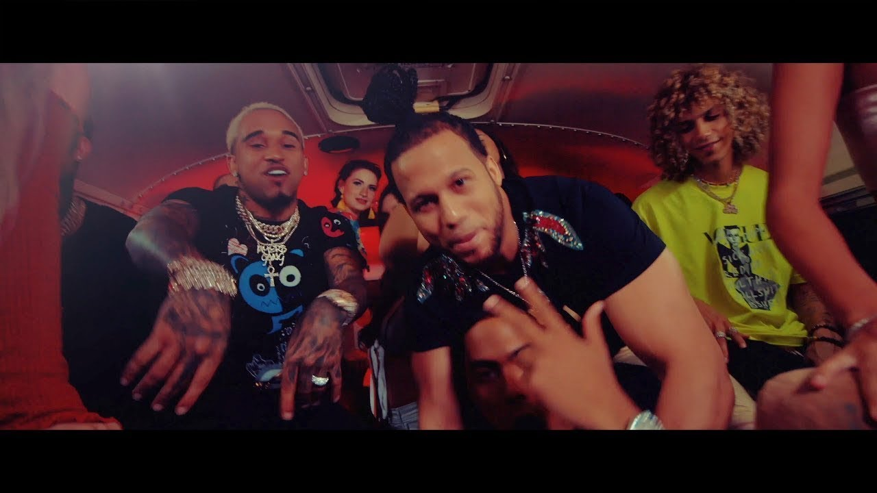 Bryant Myers ft El Alfa, Jon Z, Myke Towers & Almighty - Acapella (Official Video)