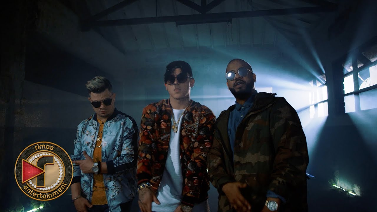 Kevin Roldan ft Jowell Y Randy - Pa' Mi (Official Video)