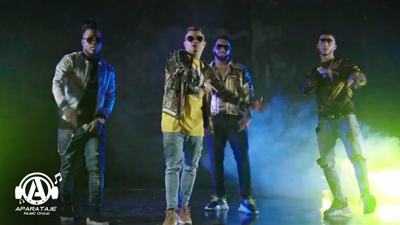 Musicologo The Libro ft Jowell, Dewry & Millox - Si o Que (Video Oficial)