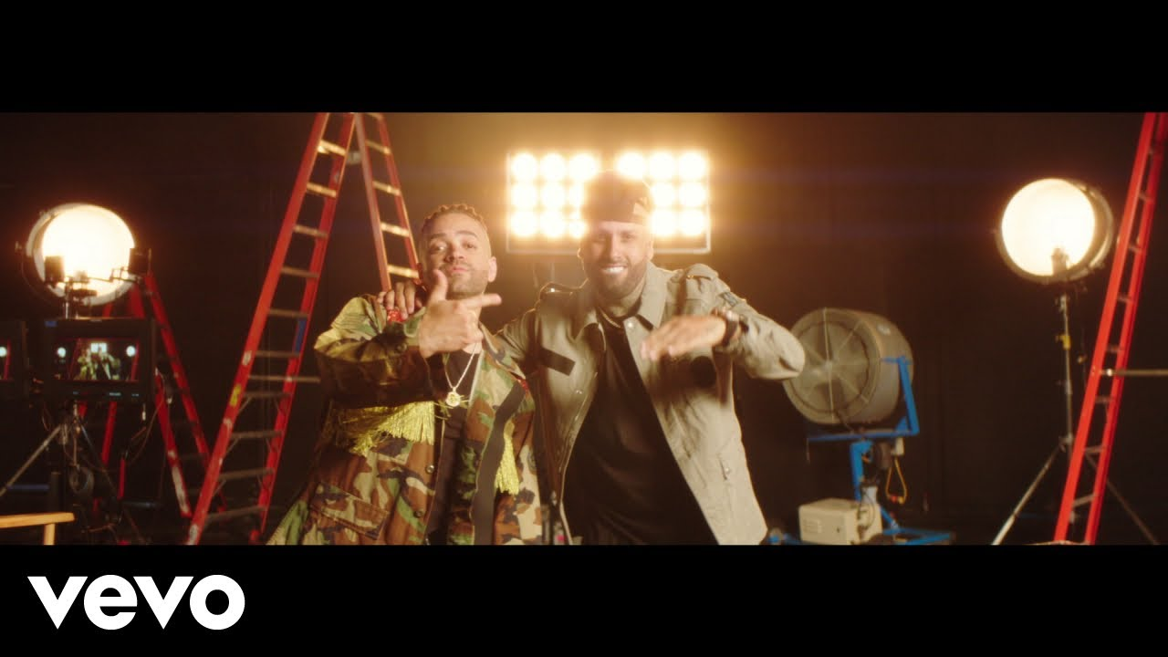 Nacho ft Nicky Jam - Mona Lisa (Official Video)