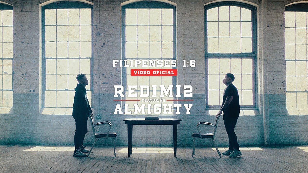 Redimi2 ft Almighty - Filipenses 1:6 (Official Video)