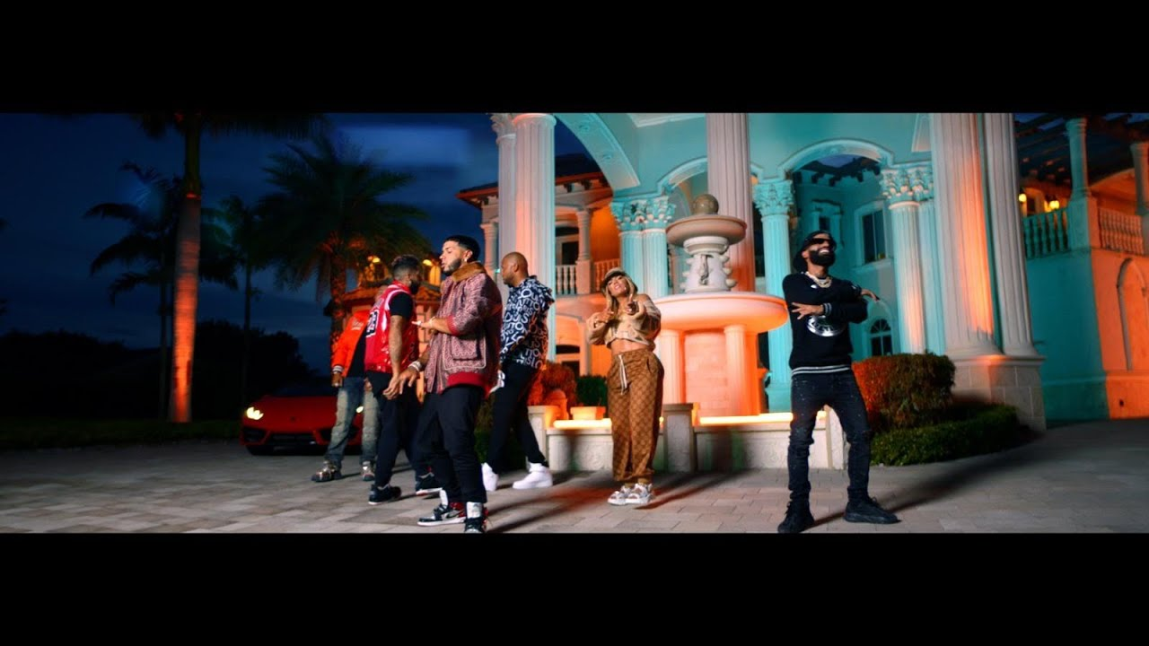 Anuel AA ft Arcangel y Karol G – Tu No Me Amas (Video Oficial)