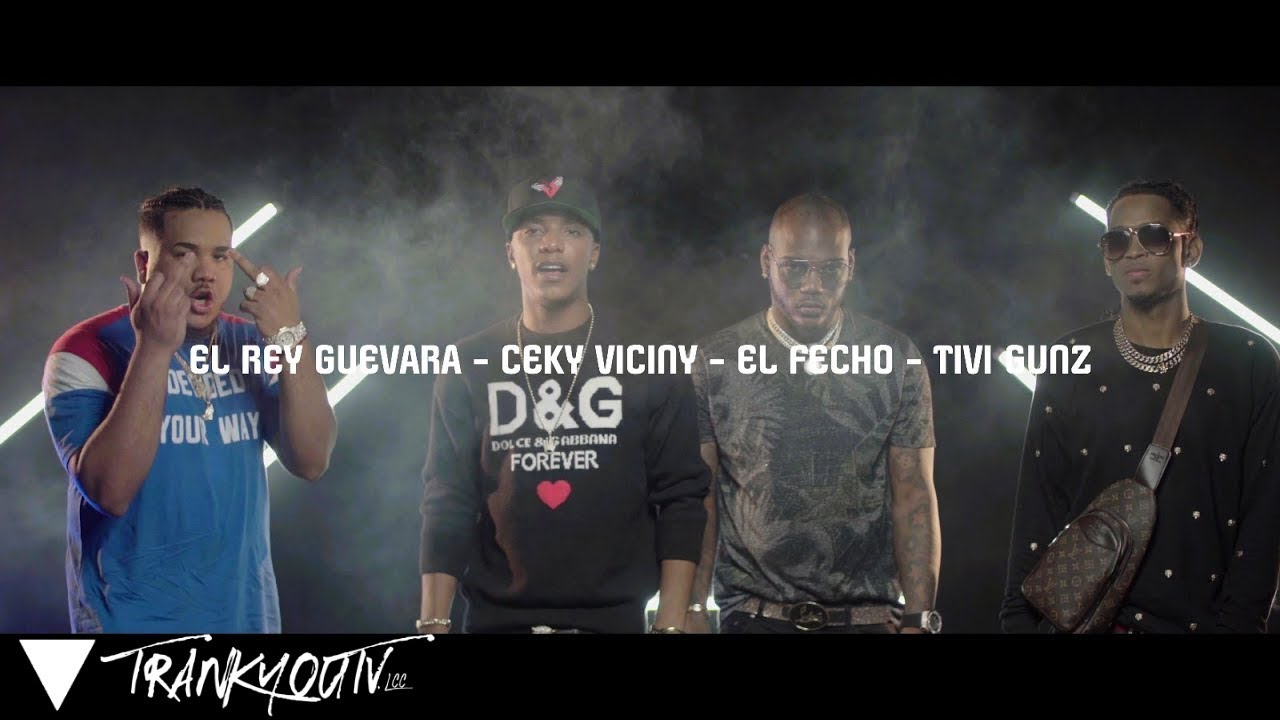 Ceky Viciny ft El Rey Guevara, El Fecho & Tivi Gunz – No Me Friso (Remix) (Video Oficial)
