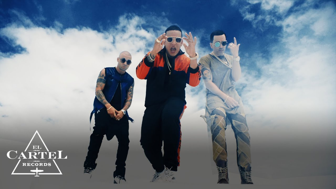 Daddy Yankee ft Wisin Y Yandel - Si Supieras (Official Video)