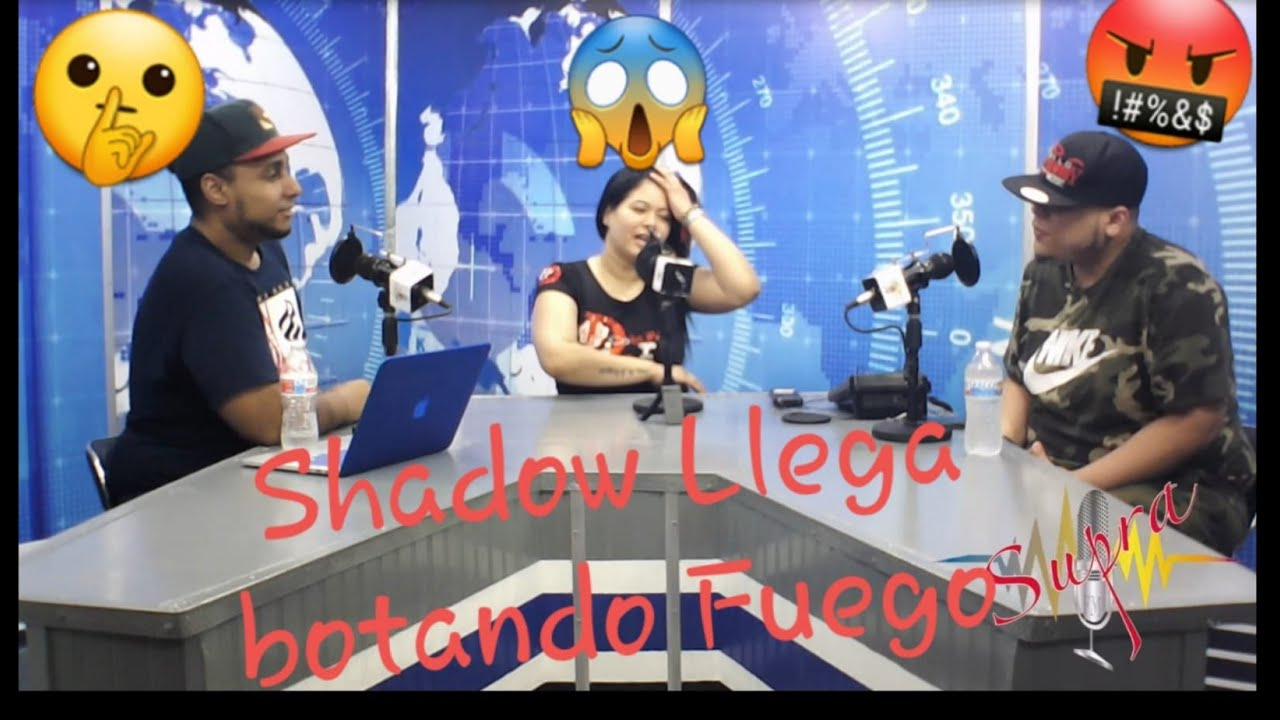 Entrevista Con Shadow The Boss En Faranduleo Urbano