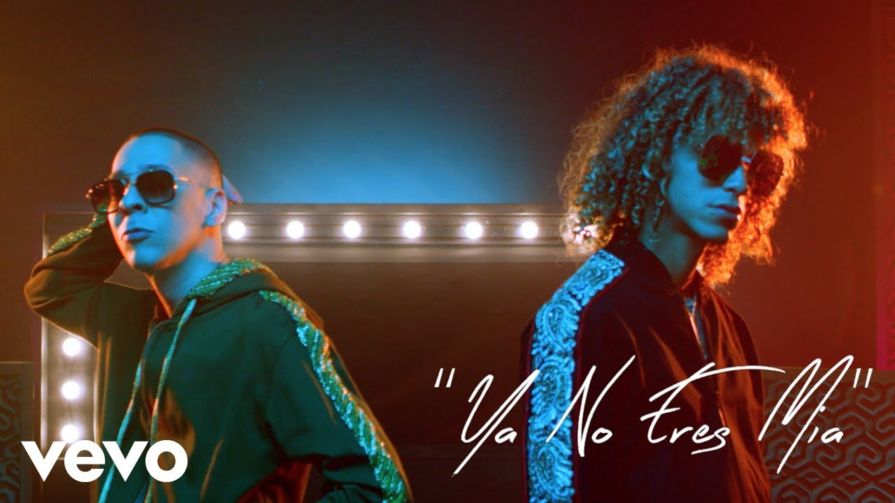 Jon Z ft Baby Rasta – Ya No Eres Mia (Video Oficial)