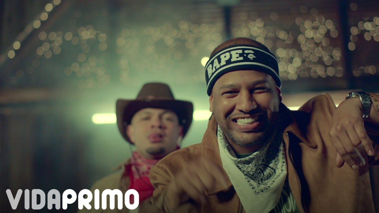 Jowell Y Randy ft De La Ghetto - Hambre (Official Video)