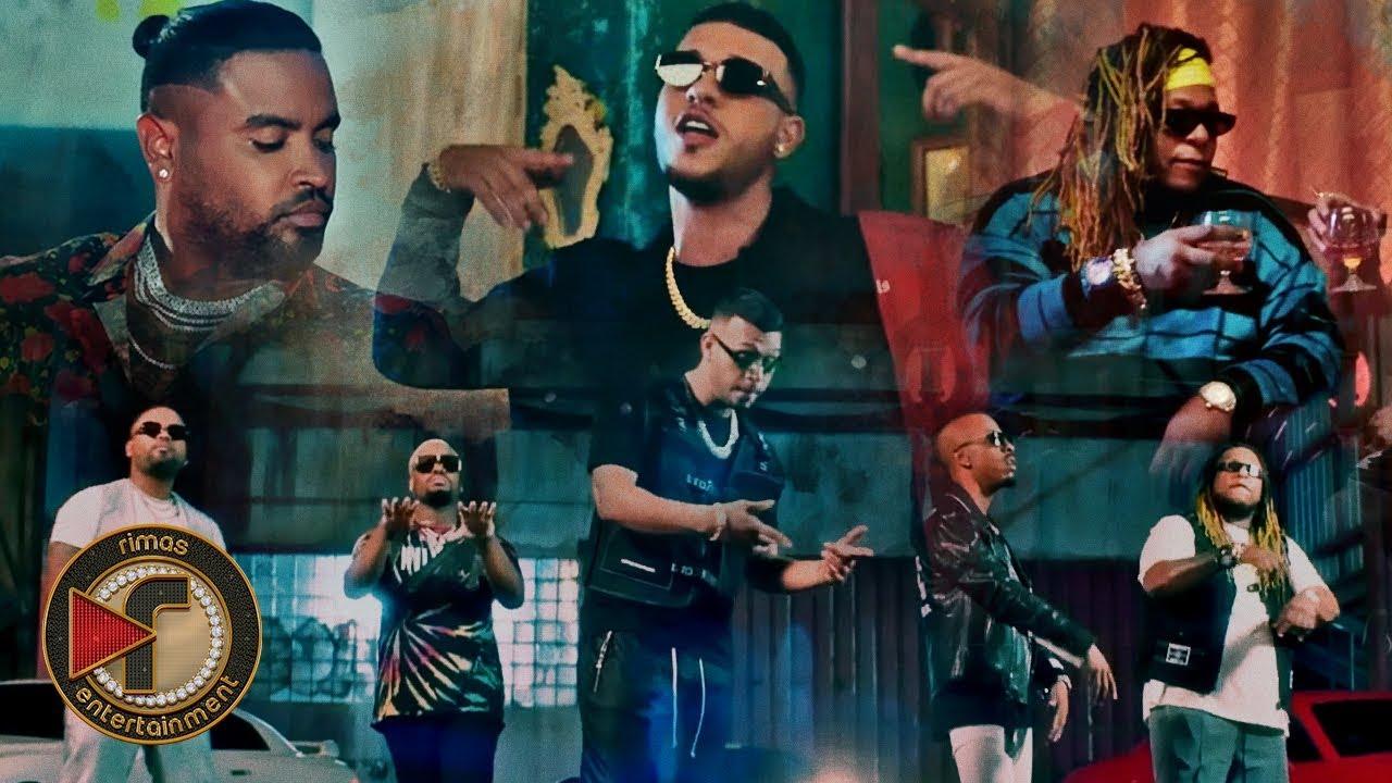 Lyanno ft Zion Y Lennox - Te Veo (Official Video)