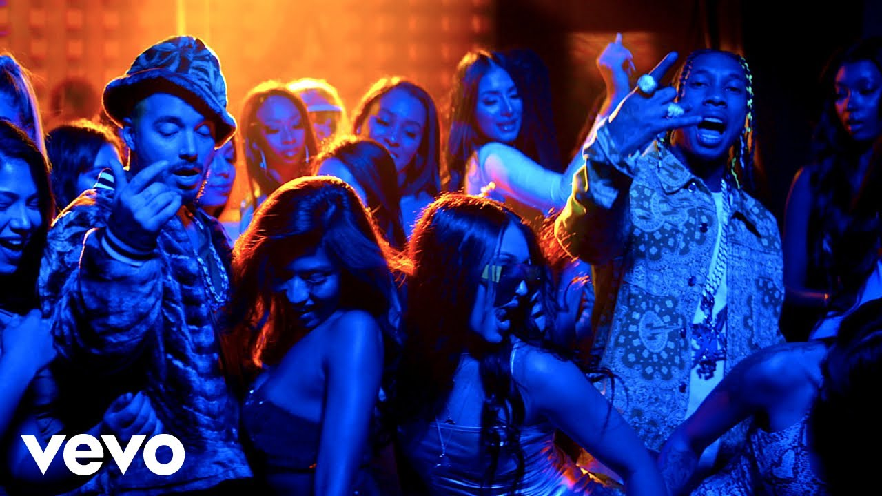 Tyga ft J Balvin & Chris Brown – Haute (Video Oficial)