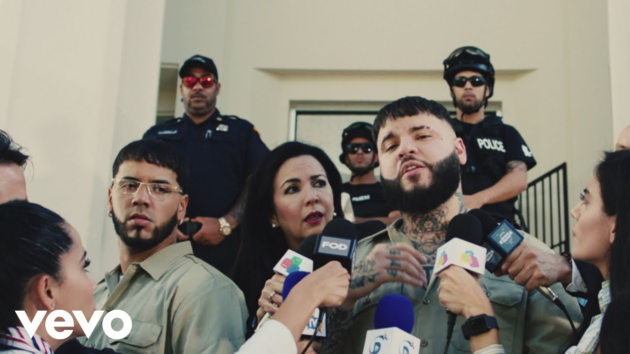 Farruko ft Anuel AA, Kendo Kaponi – Delincuente (Official Video)